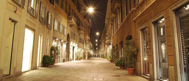 O que fazer em Milão: Quadrilátero da Moda