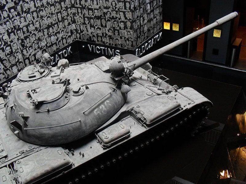 O que fazer em Budapeste: Museu do terror