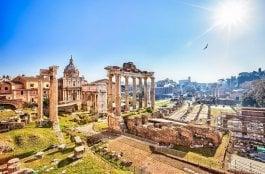 O Que Fazer em Roma na Itália