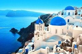 O Que Fazer em Santorini na Grécia