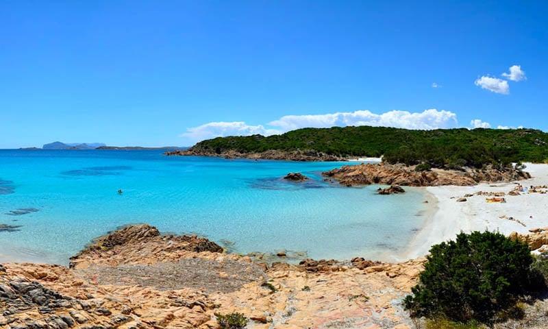 O que fazer em Sardenha: Praia del Pevero
