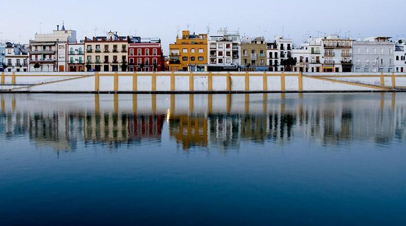O que fazer em Sevilha: Calle Betis