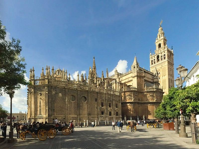 O que fazer em Sevilha: Giralda