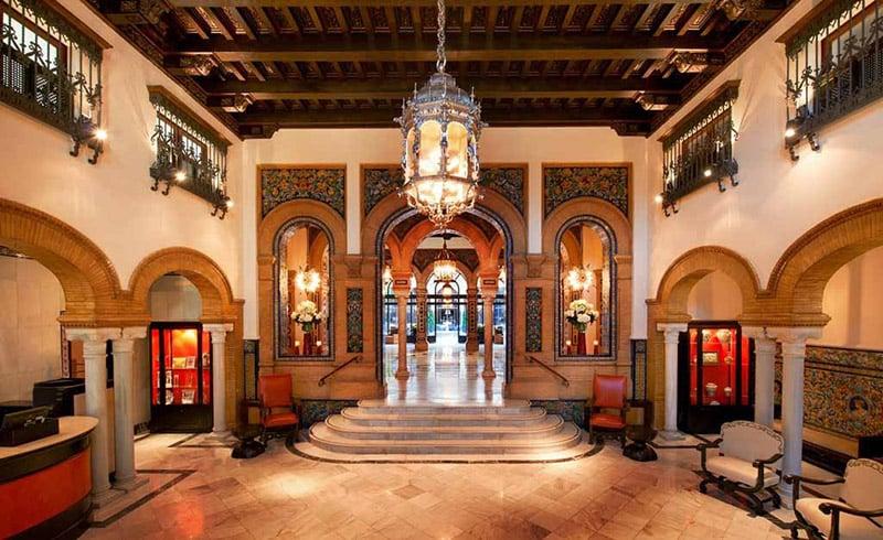 O que fazer em Sevilha: Hotel