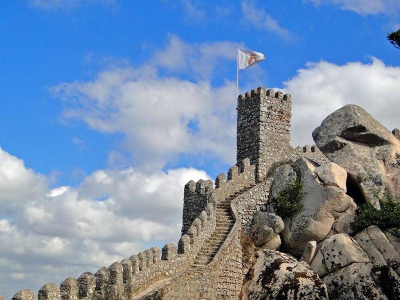 O que fazer em Sintra: Castelo dos Mouros