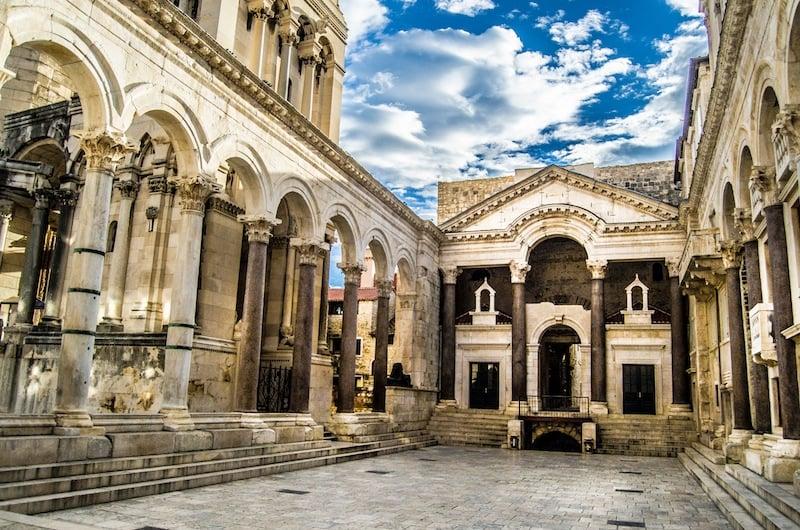 O que fazer em Split: Palácio