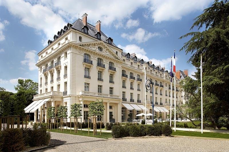 O que fazer em Versalhes: Hotel