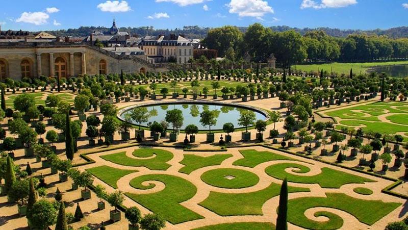 O que fazer em Versalhes: Jardim