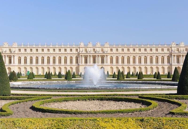 o que fazer em versalhes: palácio