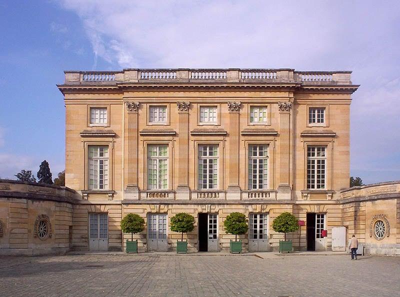 O que fazer em Versalhes:Petit Trianon
