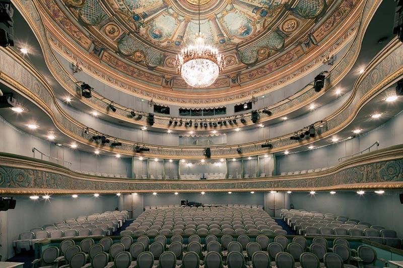O que fazer em Versalhes:Teatro