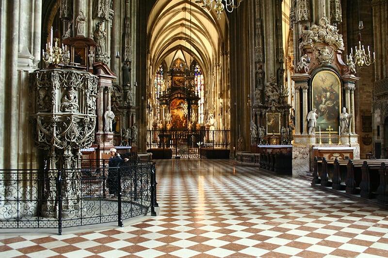 O que fazer em Viena: Catedral de Viena