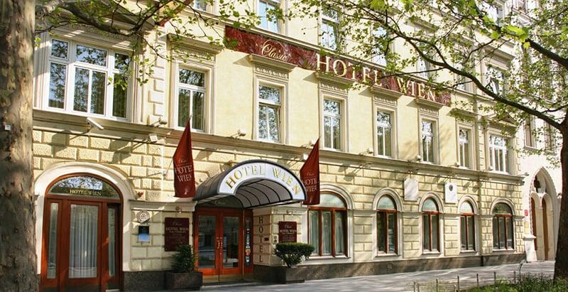 O que fazer em Viena: Hotel