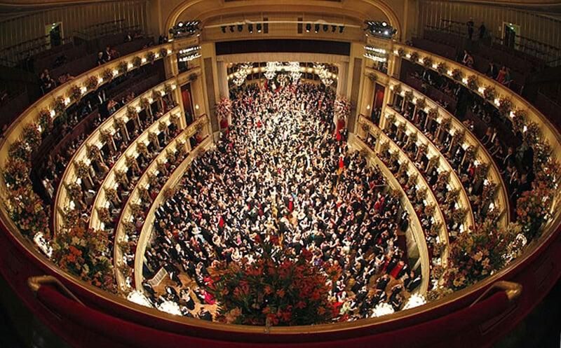 O que fazer em Viena: Opera de Viena