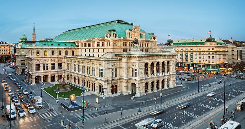 O que fazem em Viena: Ringstrasse