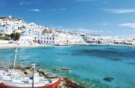 O Que Fazer em Mykonos na Grécia
