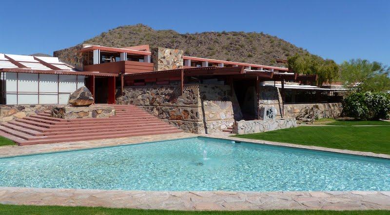 O Que Fazer em Phoenix: Taliesin West de Frank Lloyd Wright