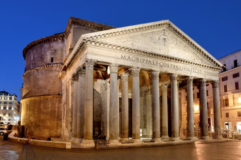 O que fazer em Roma: Panteão
