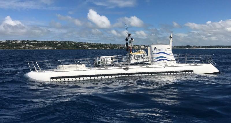 O Que Fazer em Barbados: Tour de Submarino