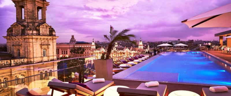Hotéis em Havana