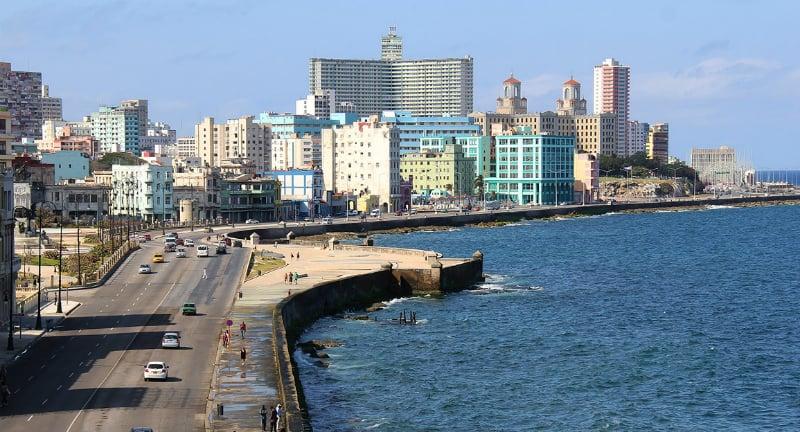 O Que Fazer em Havana: Malecón