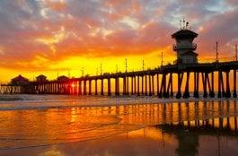 O Que Fazer em Huntington Beach na Califórnia