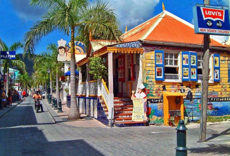 O Que Fazer em St. Maarten e St. Martin: Philipsburg