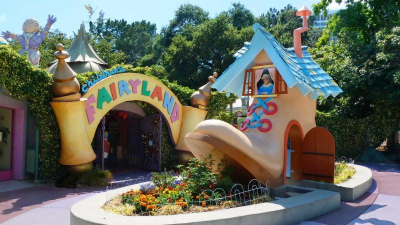 O Que Fazer em Oakland: Children's Fairyland