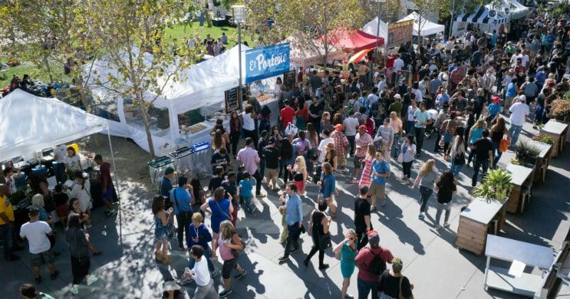 O Que Fazer em Oakland: Festivais