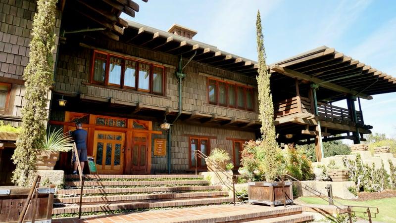 O Que Fazer em Pasadena: Casa Gamble