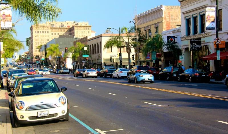 O Que Fazer em Pasadena: Old Pasadena