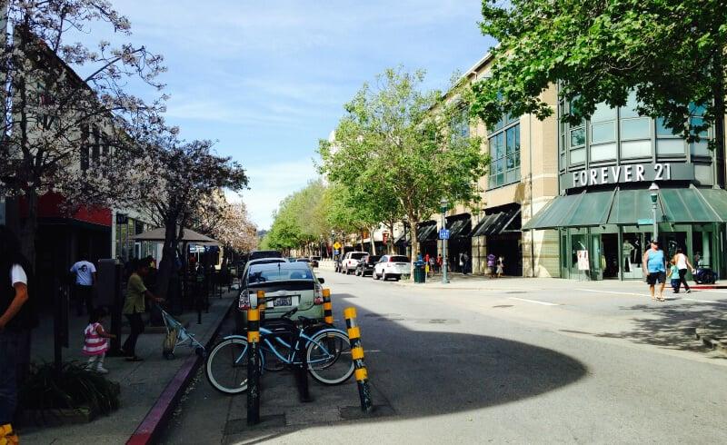 O Que Fazer em Santa Cruz: Pacific Avenue