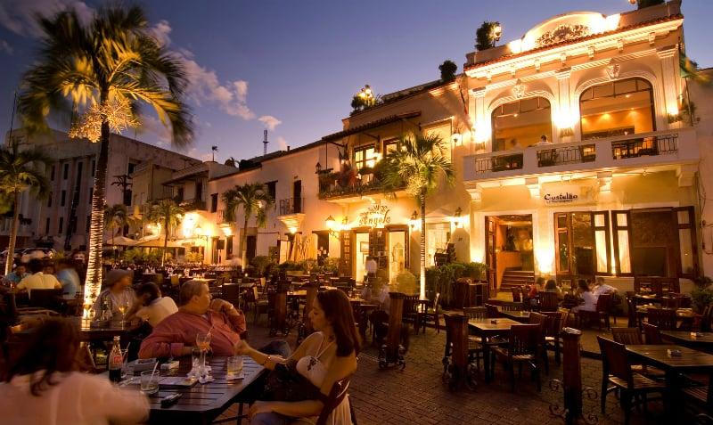 O Que Fazer em Santo Domingo: Curtir a noite no Centro Histórico