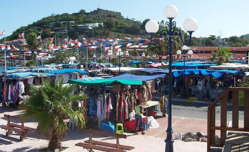 O Que Fazer em St. Maarten e St. Martin: Marigot
