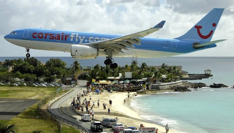 O Que Fazer em St. Maarten e St. Martin: Praias