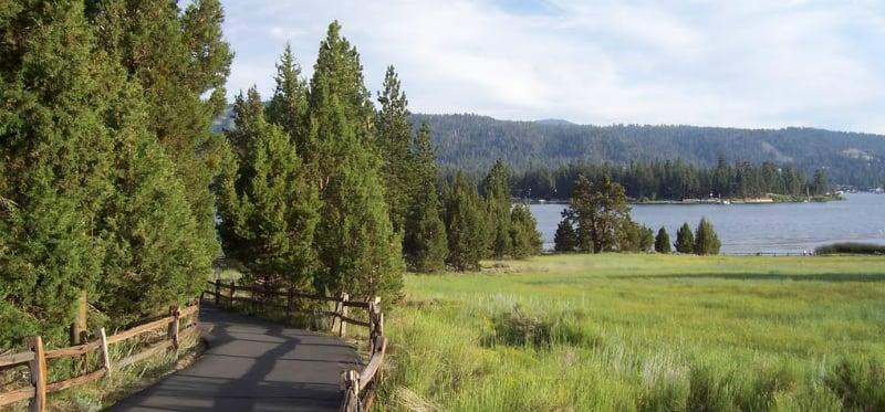 O Que Fazer em Big Bear Lake: Alpine Pedal Path