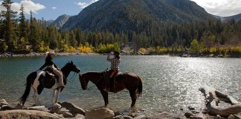 O Que Fazer em Big Bear Lake: Passeio a Cavalo