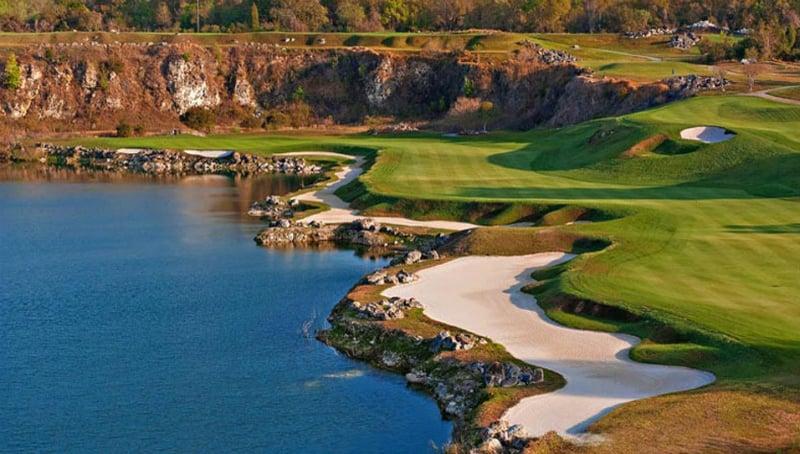 O Que Fazer em Carmel: Campo de Golfe