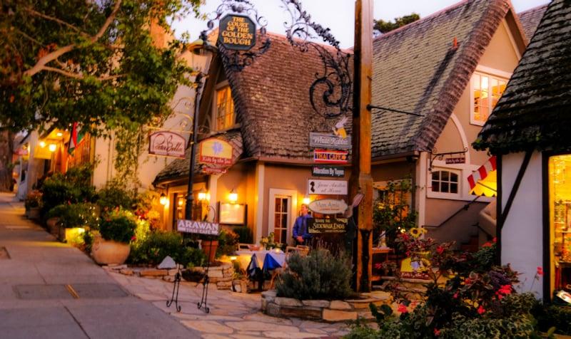 O Que Fazer em Carmel: Ocean Avenue
