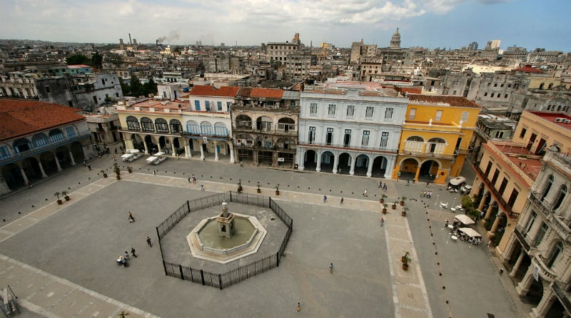 O Que Fazer em Havana: Plaza Vieja