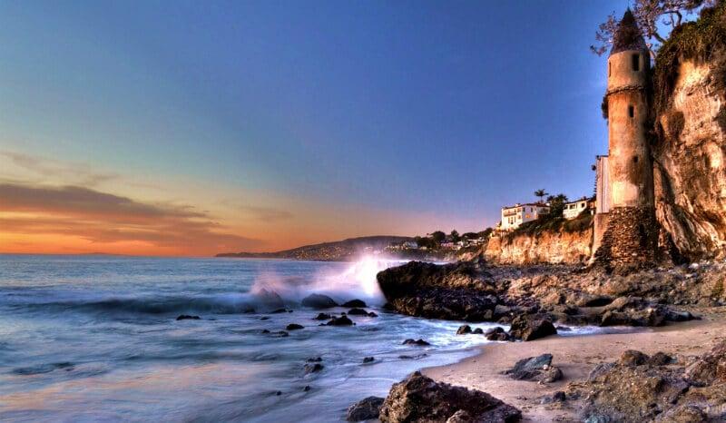 O Que Fazer em Laguna Beach: Praias