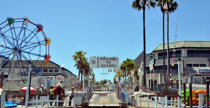 O Que Fazer em Newport Beach: Balboa Fun Zone