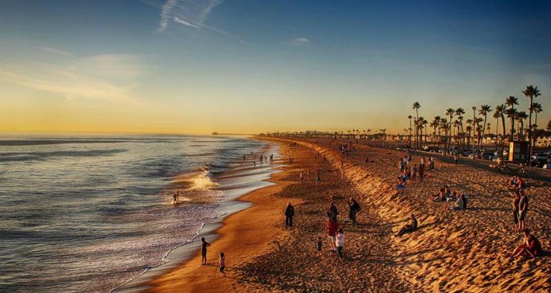 O Que Fazer em Newport Beach: Praias