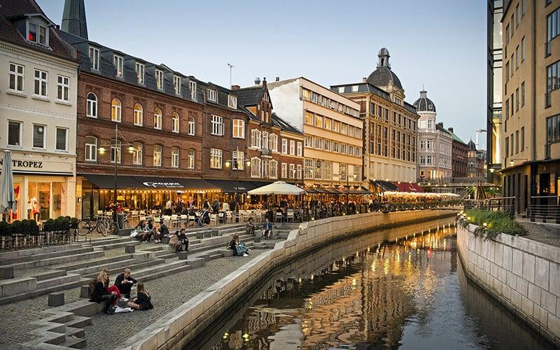 O Que Fazer em Aarhus na Dinamarca