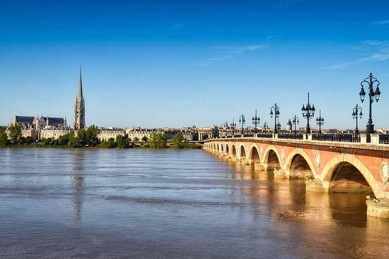 O que fazer em Bordeaux: Rio Garonne