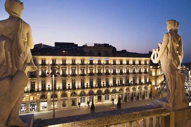 O que fazer em Bordeaux: Hotel