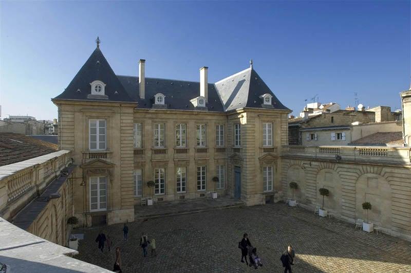 O que fazer em Bordeaux: Museu de artes e design
