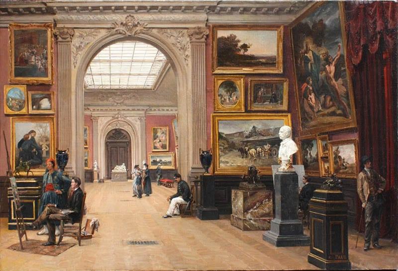 O que fazer em Bordeaux: Museu dês Beaux Arts