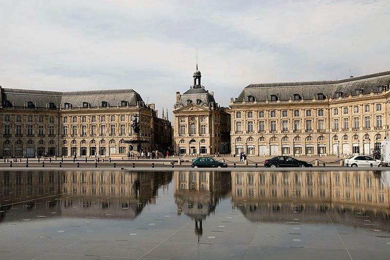 O que fazer em Bordeaux: Place de la Bourse
