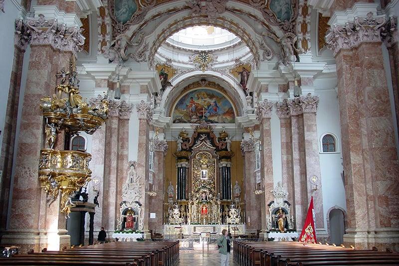 O que fazer em Innsbruck: Dom St. Jakob
